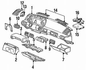 Chevrolet Cavalier Controller  Ecm  Remanufactured Module