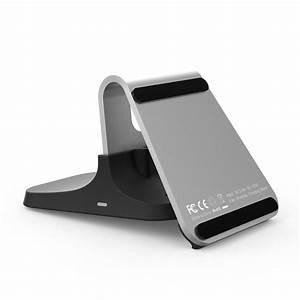 Recharge Telephone Sans Fil : chargeur sans fil qi charge rapide universel smartphone argent ~ Dallasstarsshop.com Idées de Décoration