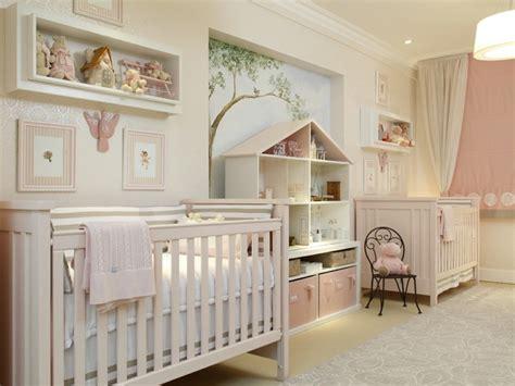 chambre jumeaux bébé imaginer meubler et décorer la chambre bébé jumeaux idéale