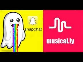 Snapchat Instagram Musically