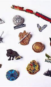 Harry Potter Pins | Harry potter pin, Harry potter ...