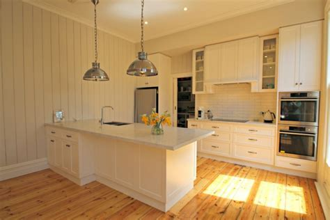 Ballarat Kitchens   Custom Cabinetry  Island Bench  Design