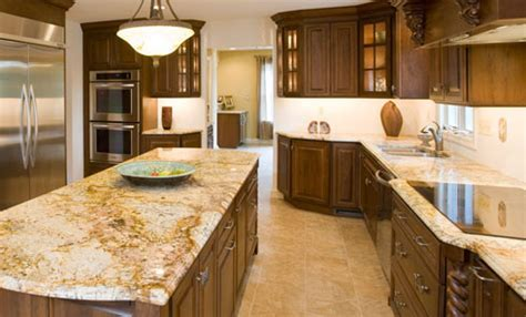Solid Granite Countertops vs. Granite Overlay   Wholesale