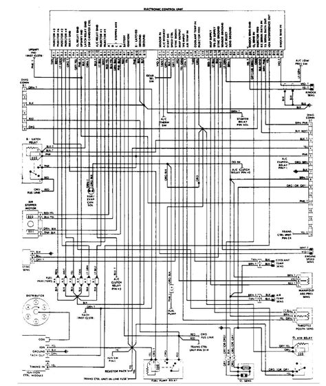 Cat Ecm Wiring Diagram Free