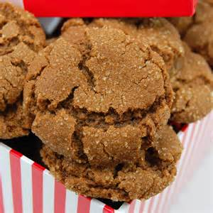 Ginger Snaps Recipe Chewy Cookies