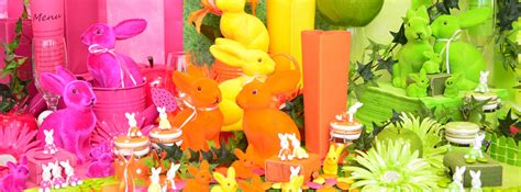 deco de table p 226 ques easter and eggs