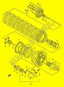 1995 Suzuki Intruder 1400 Wiring Diagram