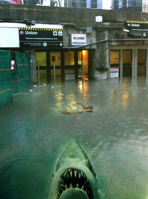 Flood Memes - a roundup of union station flood funnies