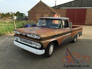 1961 Chevy Apache - Pick Up Truck - Rat - Project - Like - C10 - C20