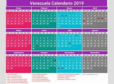 Calendario Feriado 2019 Venezuela newspicturesxyz