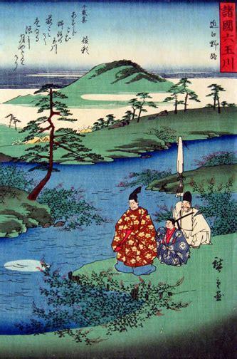 disegni giapponesi del maestro hiroshige