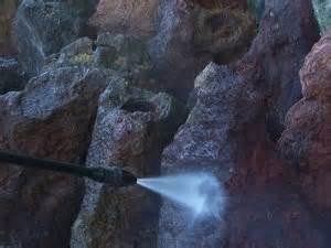 nettoyage naturelle interieur comment nettoyer des pierres exterieur