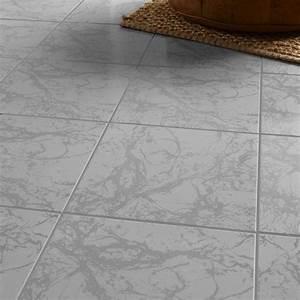 Prix Pose Carrelage Sol : carrelage sol et mur effet marbre polaire leroy merlin ~ Dailycaller-alerts.com Idées de Décoration