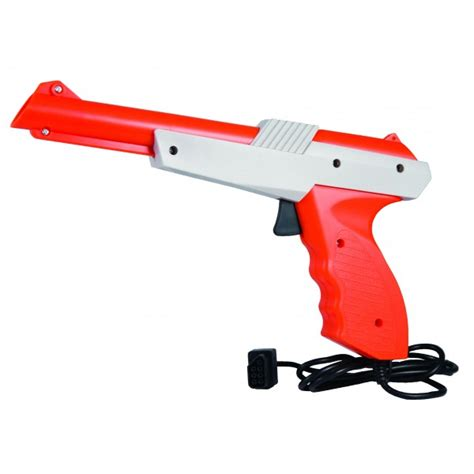 nintendo light gun nes nintendo light gun zapper new