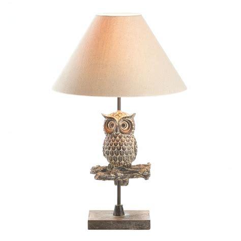 owl lamp wholesale  koehler home decor