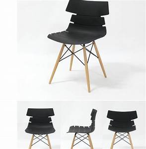 fashion 100 wooden plastic chairwhitebluedining With plastic furniture for living room