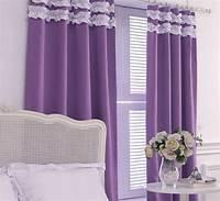 curtains for bedroom Elegant Purple Curtains for Bedroom | atzine.com