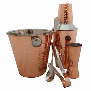 Set A Cocktail : apollo copper cocktail gift set drinkstuff ~ Teatrodelosmanantiales.com Idées de Décoration