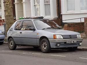 1989 Peugeot 205 1 4 Xs Hatchback