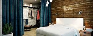 Schlafzimmer Für Kleine Räume : 13 geniale kleiderschrank ideen f r kleine r ume ~ Sanjose-hotels-ca.com Haus und Dekorationen