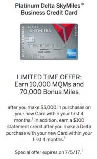 amex platinum delta skymiles credit card  mile