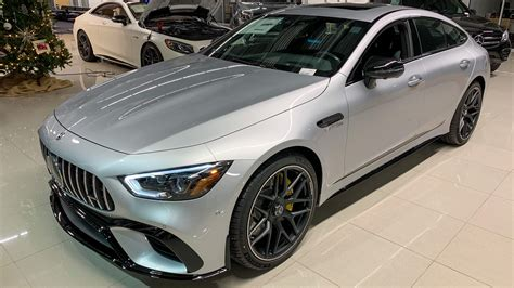 1 car to rule them all. 2020 Mercedes-AMG GT 63 S : mercedes_benz