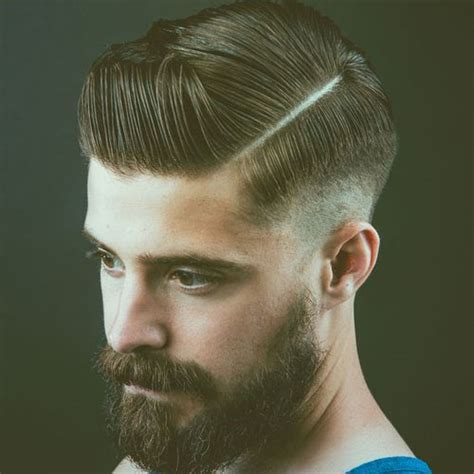 Side Part Haircut   Men's Hairstyles   Haircuts 2018