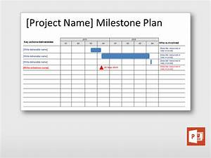 funky project milestones template photos example resume With project milestone template ppt