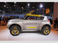The KWID Concept Could Become Renault's Next Crossover in