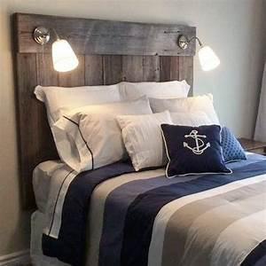 25 best ideas about custom headboard on pinterest bed With barn walls headboards