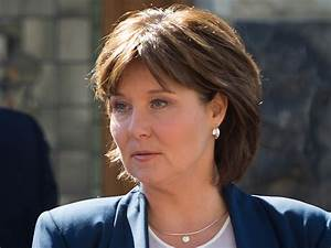 Former B.C. premier Christy Clark says she intends to ...