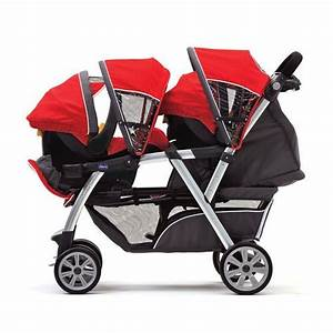 This stroller is the perfect solution for twins or for a ...