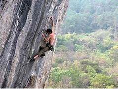 Rock climbing  the how  where and why  Rock Climbing