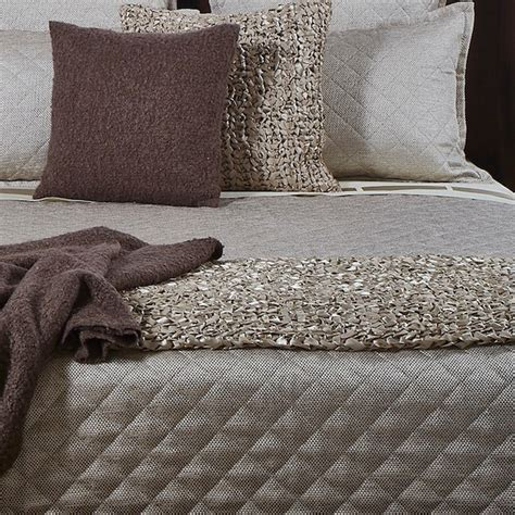 What Is A Coverlet by Raffia Coverlet Set Taupe Gish Bedding King Or
