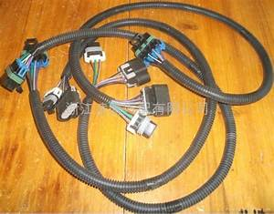 Motorcycle Electrical Wires Wiring Harness