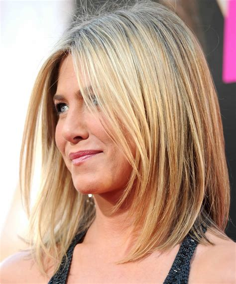 medium straight hairstyles your beauty 411