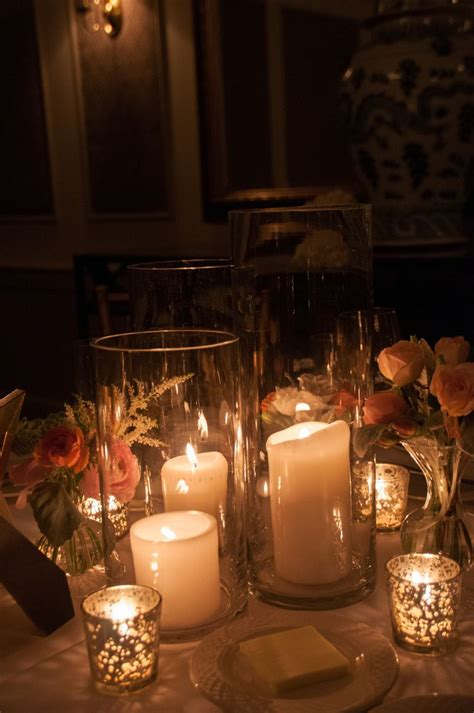 candle  hurricane centerpieces wedding decor wedding decorations candle centerpieces
