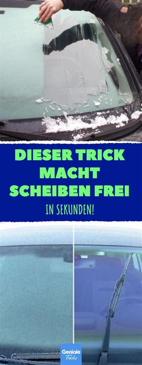 Geniale Tricks Backofen Reinigen by Dieser Trick Macht Scheiben In Sekunden Die