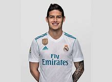 James Rodríguez Official Website Real Madrid CF