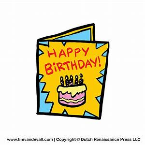 Greetings card clipart - Clipground