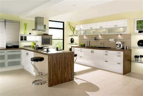 green and white kitchen ideas contemporary white kitchen with green accents interior design ideas
