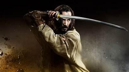 Samurai Ronin Katana Reeves Keanu Resolution 1080p