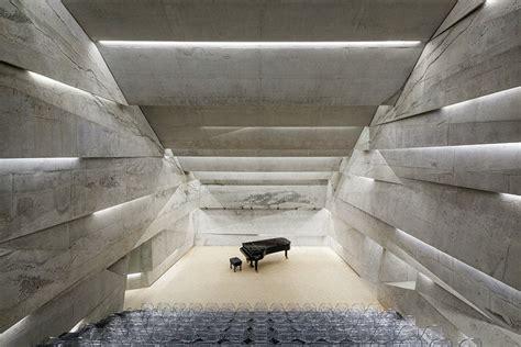 haimerl architekt konzerthaus blaibach designed by haimerl architecktur architect magazine cultural