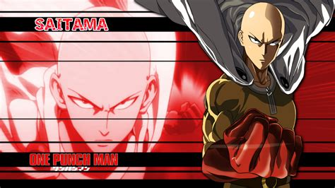 One Punch Man Full Hd Wallpaper And Background 1920x1080