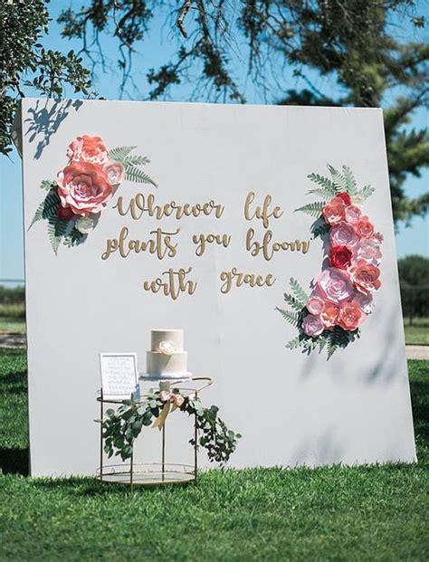 ??15 ideas de Flores de papel para bodas??   Uma Manualidades