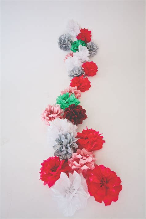 diy paper garland ideas guide patterns
