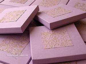 couture wedding invitation boxes are highly sophisticated With wedding invitation in boxes couture