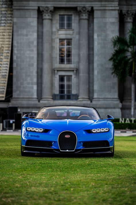 Cynics will see the bugatti chiron as little more than an utterly pointless toy for the very, very rich. Bugatti Chiron Roars Into Singapore   PORTFOLIO Magazine