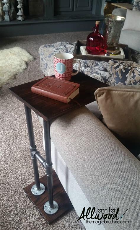 """Mr Magic Made Me A """"c"""" Table Aka An Armchair Table"""