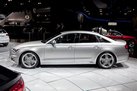 2013 Audi S6, S7 And S8